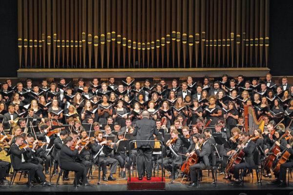 University of Michigan music - orchestra