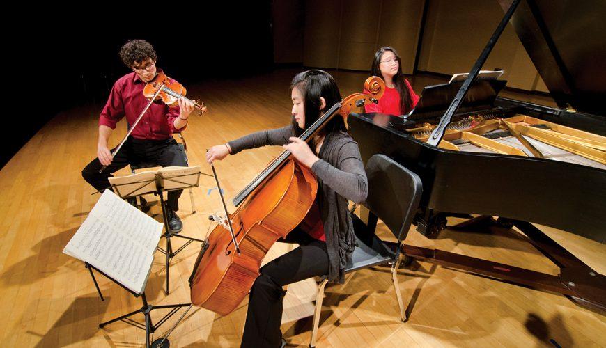 University of Puget Sound music