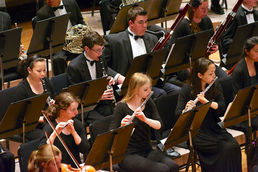 Benefits of Playing in a Youth Orchestra