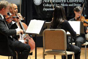 Northeastern University music