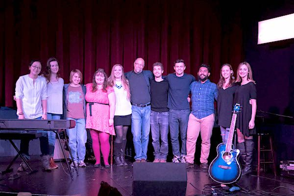Northeastern University music Songwriters Club