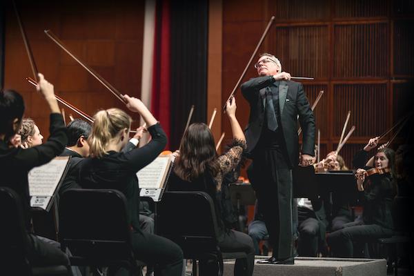 CCM symphony orchestra