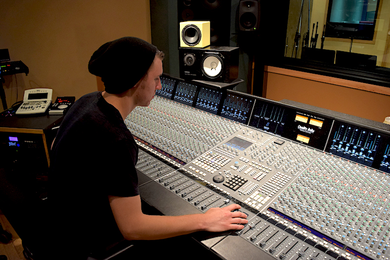 music production lead