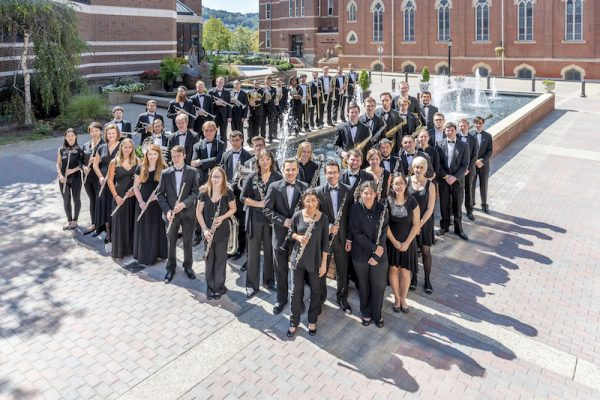 Mary Pappert School of Music at Duquesne University Wind Ensemble 1