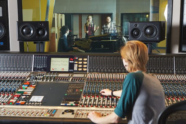 Berklee School of Music -studio