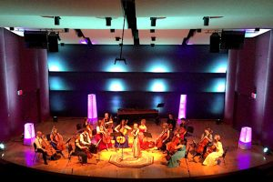 Montana State University music recital