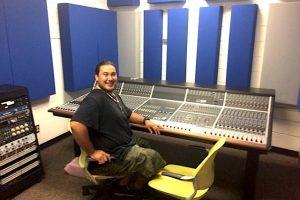 Montana State University music studio