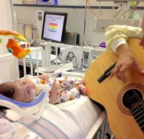 Music Therapy Addresses Trauma