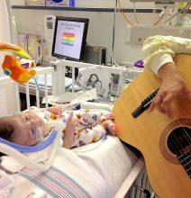 Music Therapy Addresses Trauma