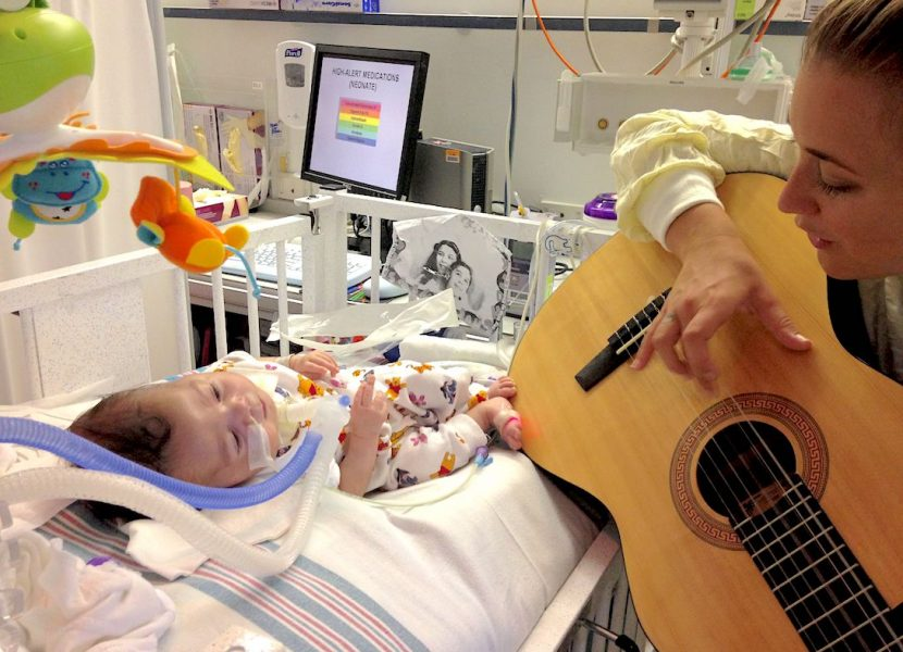 Music Therapy Addresses Trauma – Careers That Change Lives
