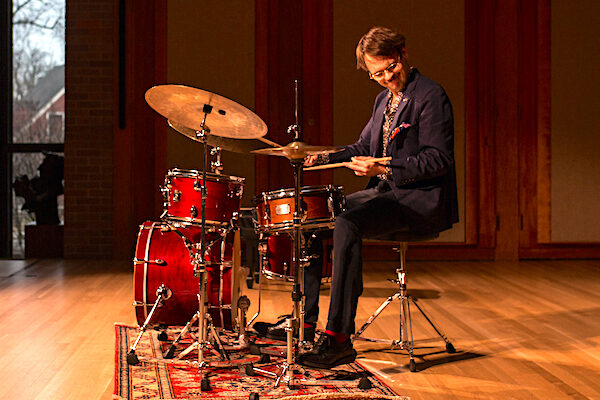 Longy School of Music drums student