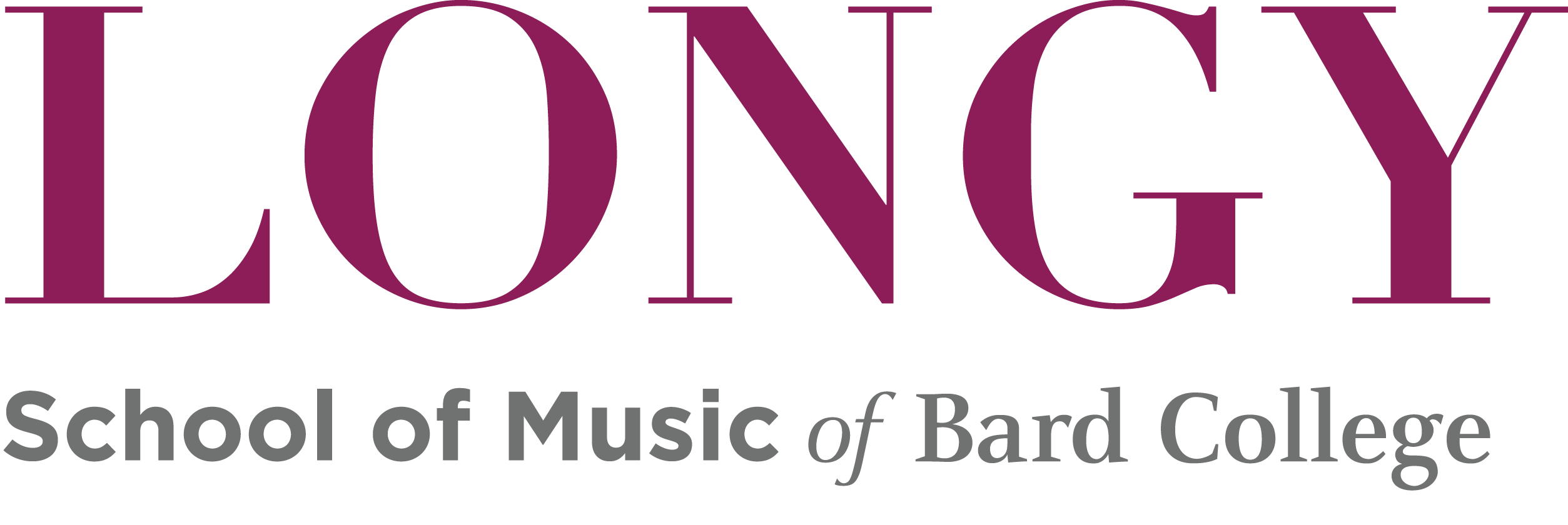 Longy School of Music logo