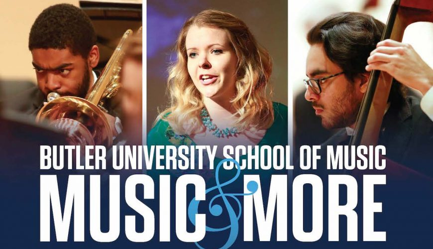 Butler University School of Music lead
