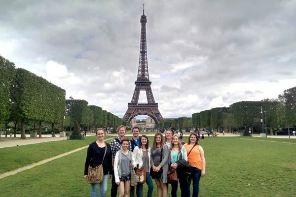Butler University music abroad