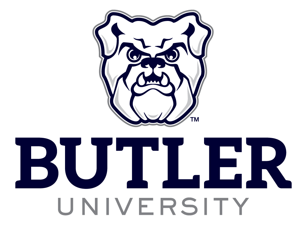 Butler University music logo