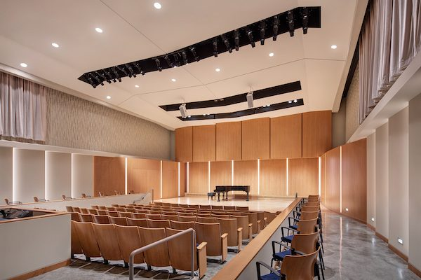 Wheaton Conservatory Recital Hall