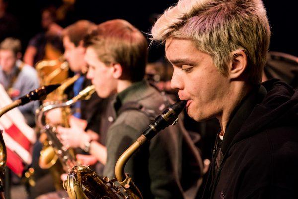 University of the Arts Instrumental Performance 2016