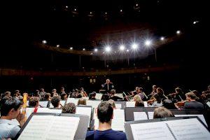 Carnegie Mellon Univesity music - orchestra