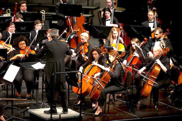 Wells School of Music.Strings