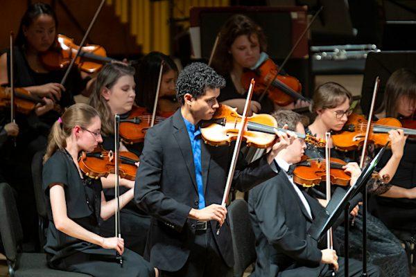 Kutztown University orchestra