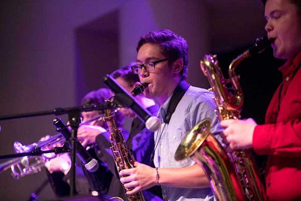 Kutztown University band