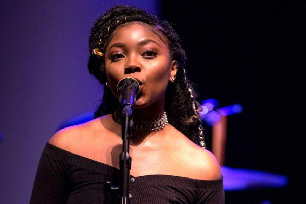 Kutztown University singer