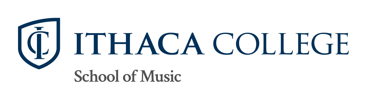 Ithaca College School of Music logo