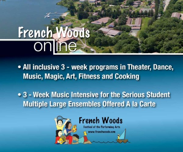 French Woods online banner 2020