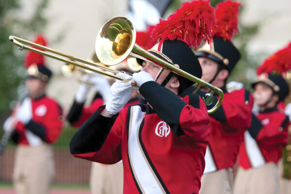 Otterbein Music Marching Band