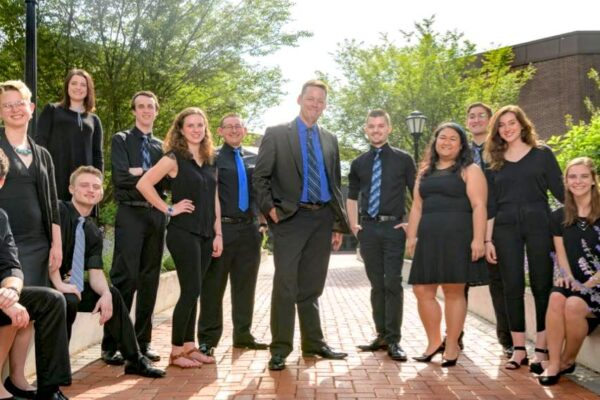 University of Delaware School of Music choral