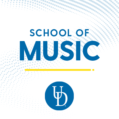 University of Delaware School of Music logo