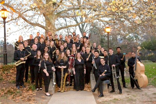 University of Delaware School of Music student musicians
