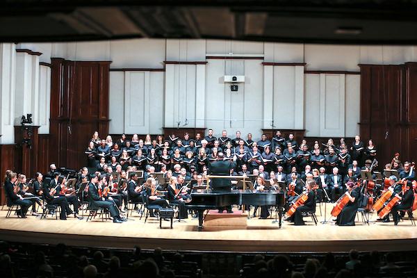 Wayne State University orchestra