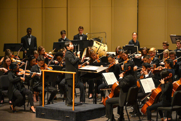 UNCSA Symphony Orchestra