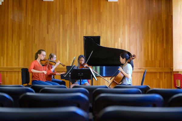 UNCSA chamber music