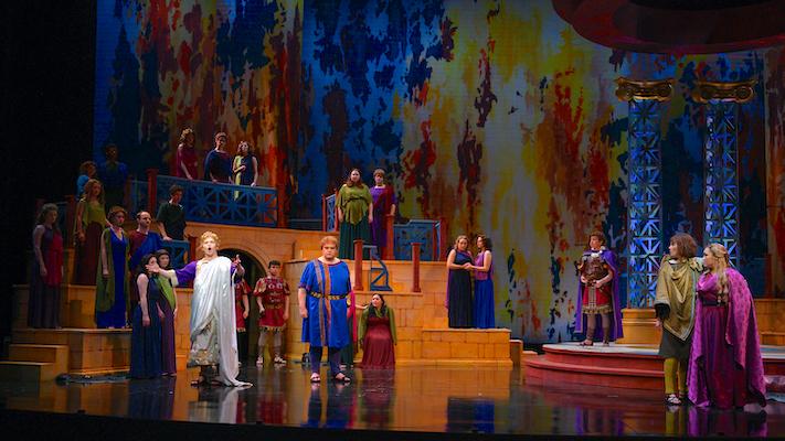UNCSA musical theatre