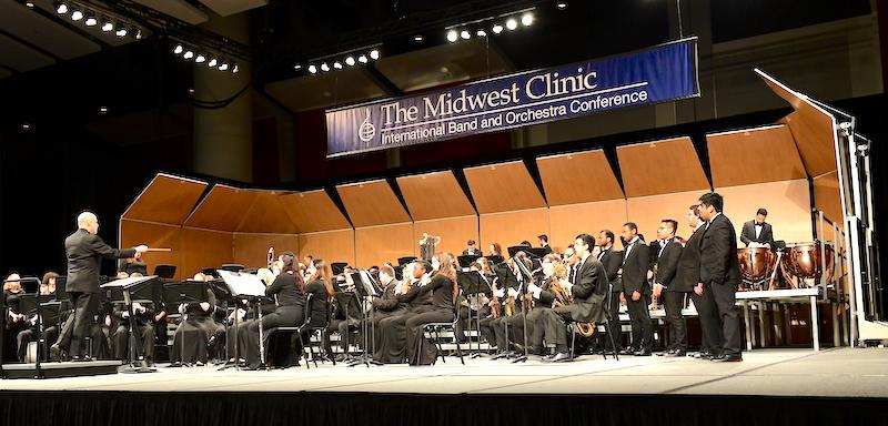 VanderCook College orchestra