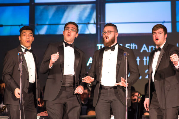 Vandercook Barbershop Quartet