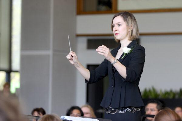 Vandercook Student Conducting