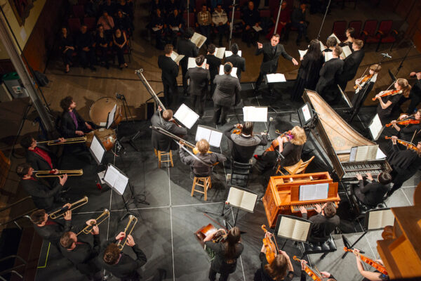 McGill University Baroque Orchestra