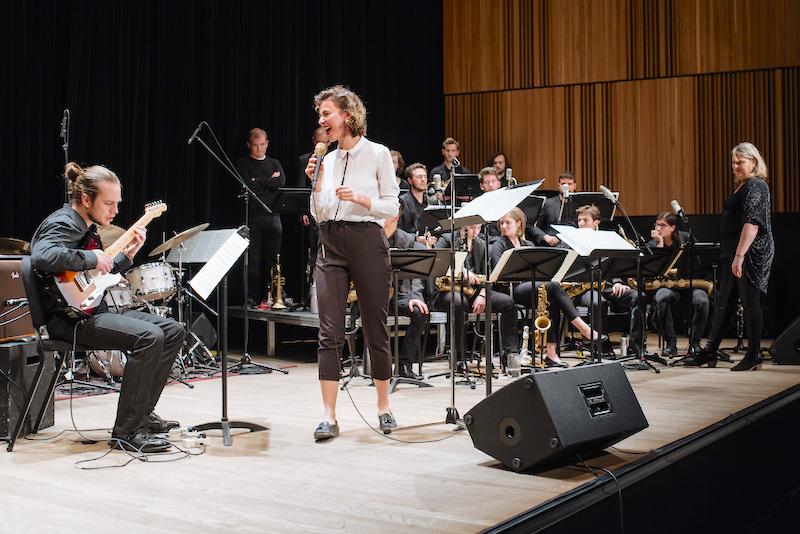 McGill University Jazz Orchestra