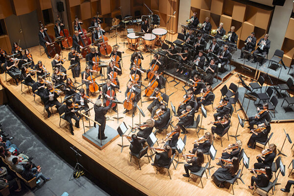 McGill University orchestra